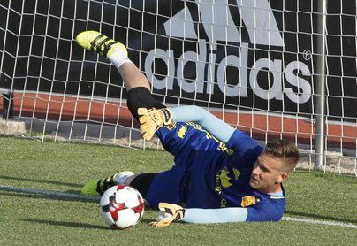 El Liverpool ficha al español Adrián San Miguel para la portería