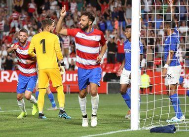 El Granada cierra su pretemporada con pleno de triunfos y sólo dos goles en contra