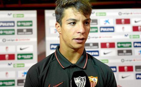 Óliver Torres hace autocrítica tras la derrota en Granada