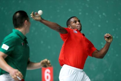 La pelota vasca, un deporte hereditario en América