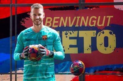 Lesionados FC Barcelona | Neto, Baja para el Inicio de LaLiga