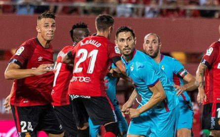 2-1. El Mallorca vuelve a la elite con un triunfo ante el Eibar