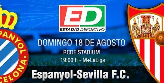 Espanyol-Sevilla F.C.: Síguelo en directo
