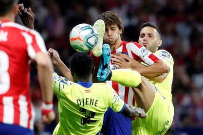 1-0. El Atlético mantiene su esencia