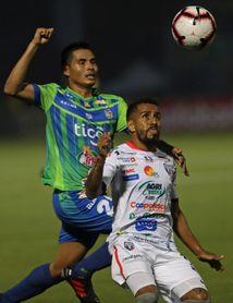 0-0. Santa Tecla empata con San Carlos y tendrá que mejorar en Costa Rica