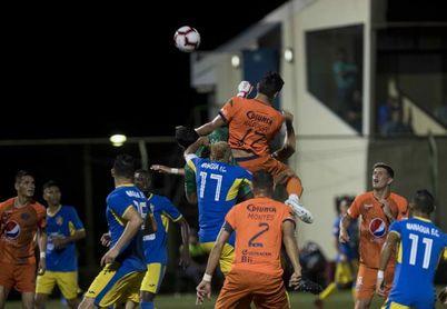 1-2. El Motagua hondureño vence a domicilio al Managua FC y toma ventaja