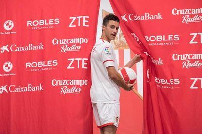 El francés Corchia, cedido por el Sevilla al Espanyol