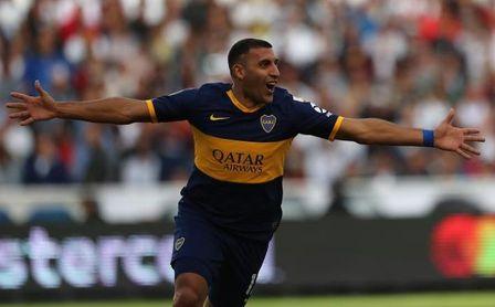 0-3. Boca Juniors golea a Liga y pone un pie en la semifinal