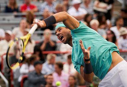 Nadal debutará en el Abierto de EE.UU. ante Millman y Djokovic contra Roberto Carballés