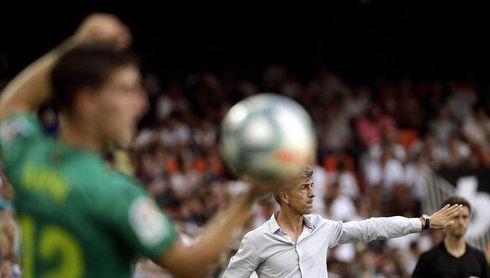 """Alguacil pide a sus jugadores """"intensidad máxima"""" en Mallorca"""