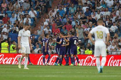 1-1. El Real Madrid vuelve a las andadas