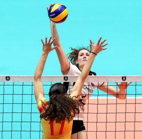 3-0. España suma ante Alemania su segunda derrota del campeonato