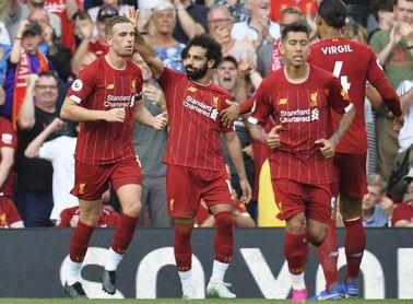 3-1. El Liverpool devuelve al Arsenal a las tinieblas
