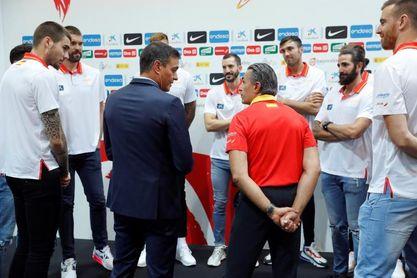 La selección española ya está de camino a China