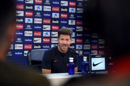 """Simeone: """"Fernando Torres es una leyenda absoluta del fútbol"""""""