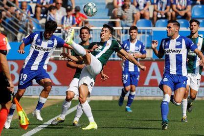 0-0. Diego López salva al Espanyol