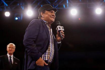 """Homenajean en Puerto Rico al boxeador panameño Roberto """"mano de piedra"""" Durán"""