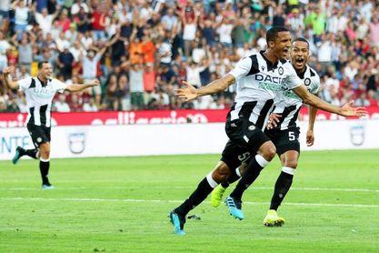 El Milan cae 1-0 en Udine sin rematar a portería