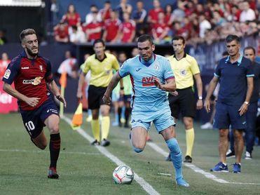 Osasuna regresa a los entrenamientos tras el empate ante el Eibar en El Sadar