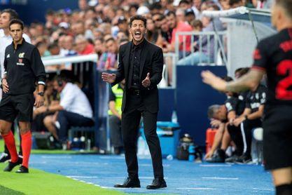 """Simeone: """"Social, moral y emocionalmente somos el equipo del pueblo todavía"""""""