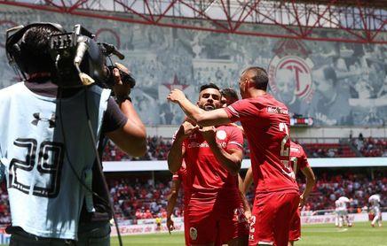 El Toluca de La Volpe vence al Tijuana y suma su primera victoria