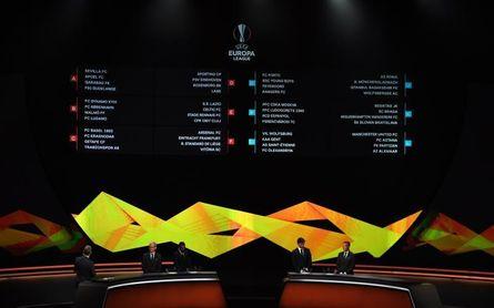 Sevilla, Getafe y Espanyol rumbo a Gdansk con parada en Azerbaiyán y Rusia