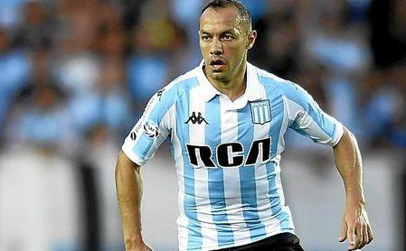Marcelo Díaz es el ídolo de Racing.