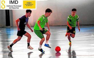 El fútbol sala es uno de los deportes que tendrán cabida dentro del Grupo A de los Juegos Deportivos Municipales que organiza el Instituto Municipal de Deportes (IMD) de Sevilla.