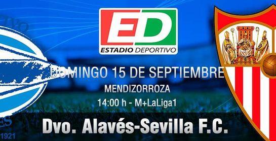 Alavés-Sevilla F.C.: Mendizorroza: una cita a cara de perro