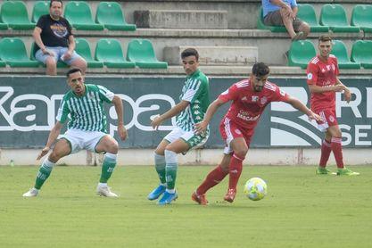 Xerez 1-3 Betis Deportivo: Un filial solvente se acerca a su hábitat