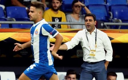 """Gallego: """"El de la primera parte no es el equipo que quiero"""""""