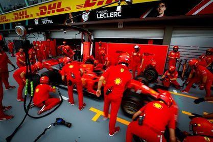 La pugna en Ferrari anima el último tercio de temporada