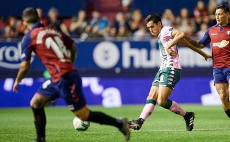 Así hemos vivido el Osasuna-Betis (0-0)