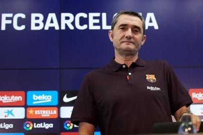 Valverde admite que el Barça tiene que cambiar su dinámica como visitante