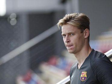 De Jong daría el Balón de Oro a Messi antes que a Van Dijk