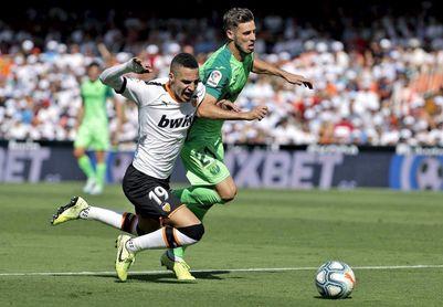 Rubén Pérez sufre un esguince en su rodilla derecha
