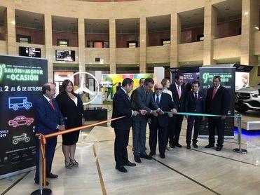 Arranca en FIBES el noveno Salón del Motor de Ocasión de Sevilla