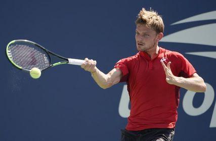 Goffin pasa a cuartos de final en el Abierto de tenis de Tokio; Cilic cae
