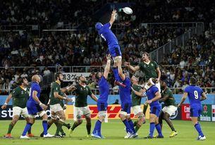 49-3. Sudáfrica aplasta a Italia y pone con un reto difícil a los italianos