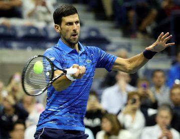Djokovic se medirá con Goffin en semifinales