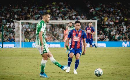 Así hemos vivido el Real Betis-Eibar (1-1)