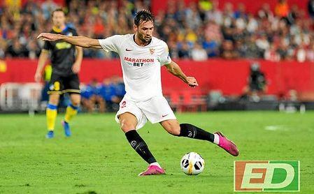 El 'Mudo' jugó e hizo un gran partido contra el APOEL.