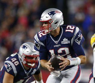 7-33. Brady y los Patriots arrollan a los Redskins y siguen invictos