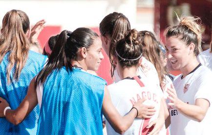 Los números avalan al Sevilla Femenino en Las Gaunas