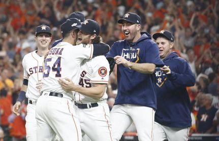 6-1. Cole y Altuve ponen a Astros en Serie Campeonato por tercer año seguido
