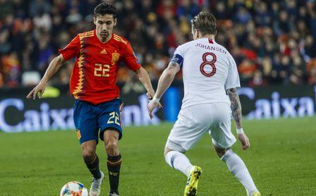 Noruega - España en directo, la clasificación para la Eurocopa 2020 en vivo