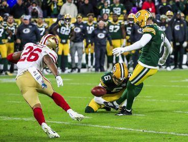 23-21. El pateador Crosby, héroe ganador de Packers con gol de campo
