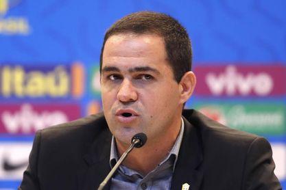 El seleccionador de Brasil no descarta a Vinicius Júnior y a Lodi para el Preolímpico