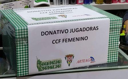 Así está la situación en el Córdoba: ¡Una caja para recaudar fondos para el Femenino!