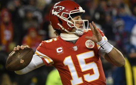 6-30. Chiefs vuelven al camino del triunfo a pesar de la lesión de Mahomes